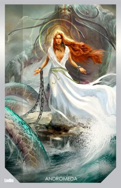 Lady Andromeda