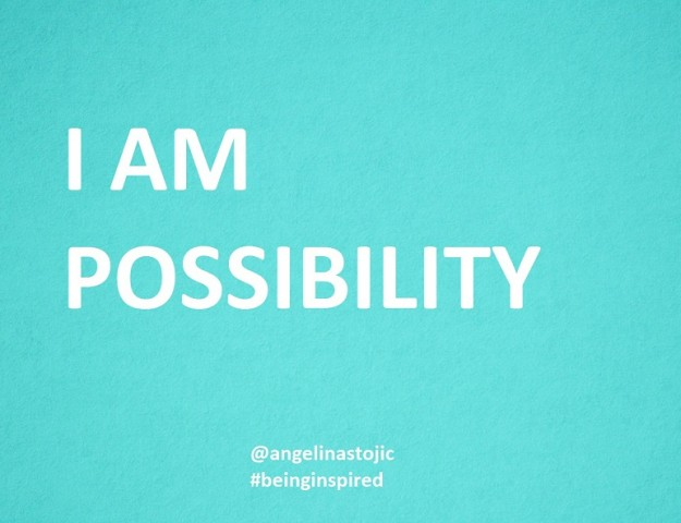 I am possiblity
