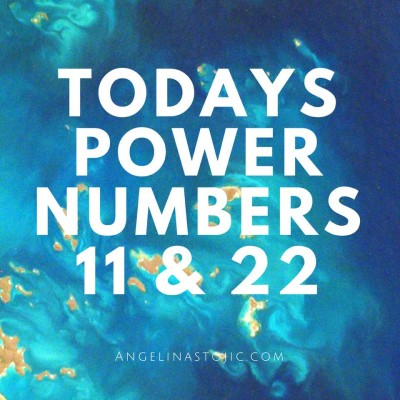 Power Days and Numbers 11 22