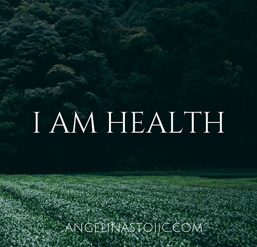I AM HEALTH