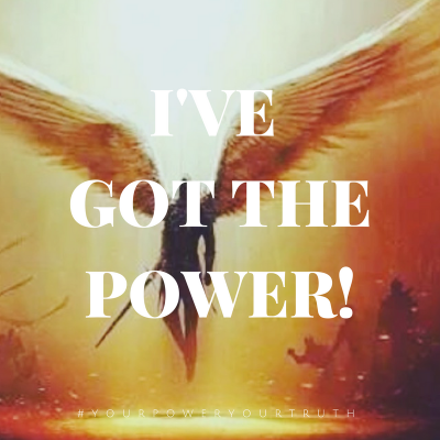 I'VE GOT THEPOWER